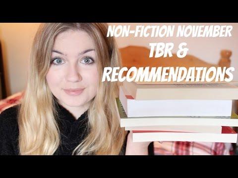 Non-Fiction November | TBR & Recommendations