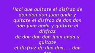 Fanny lu,Chino y nacho Don Juan