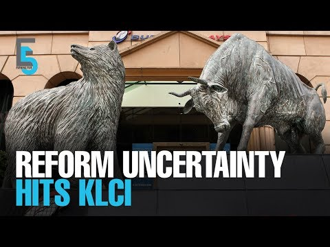 EVENING 5: KLCI stumbles over reform uncertainty