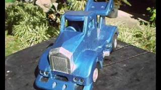 Enjoy Making Wooden Toys Racing Truck