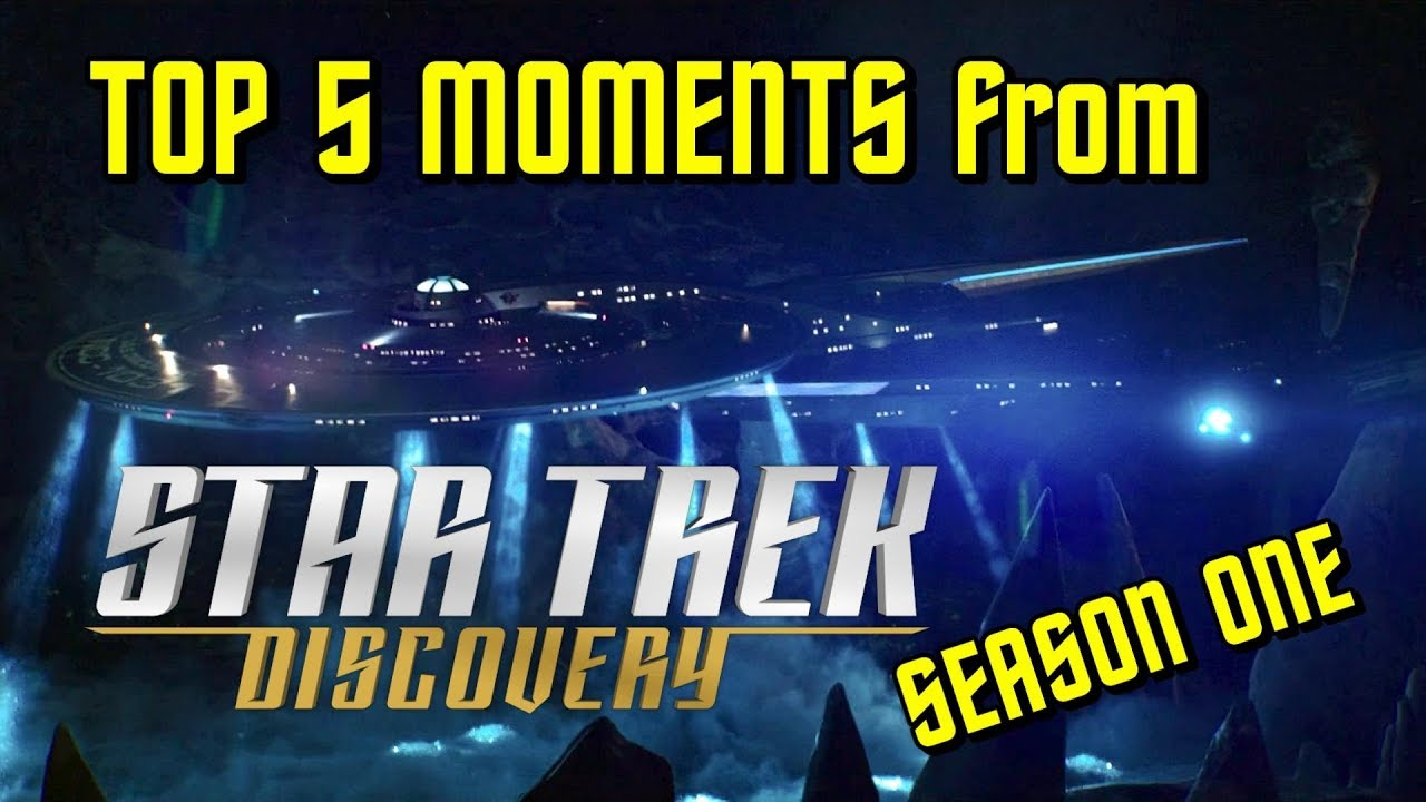 The Top 5 Moments From Star Trek Discovery Season 1