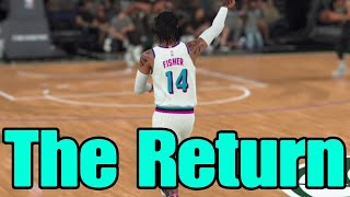 NBA 2K18 My Career - The Return of the Ankle King ... 15d1fc163f4