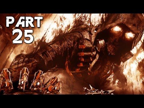 Batman Arkham Knight Walkthrough Gameplay Part 25 - Scarecrow Challenge (PS4)