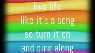 Download lagu Jesse and Joy   Live Life Lyrics