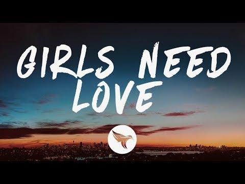 Summer Walker & Drake - Girls Need Love (Lyrics)