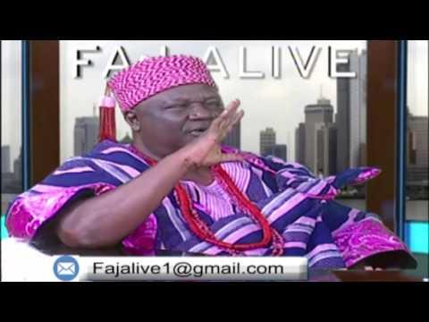Funky Monarch with a heart of Gold: Oba Adedokun Abolarin of Oke-Ila Orangun