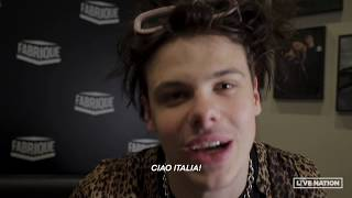 A Cup of Tweet con Yungblud