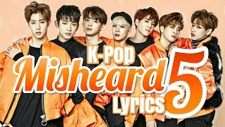 K-Pop Misheard Lyrics 5