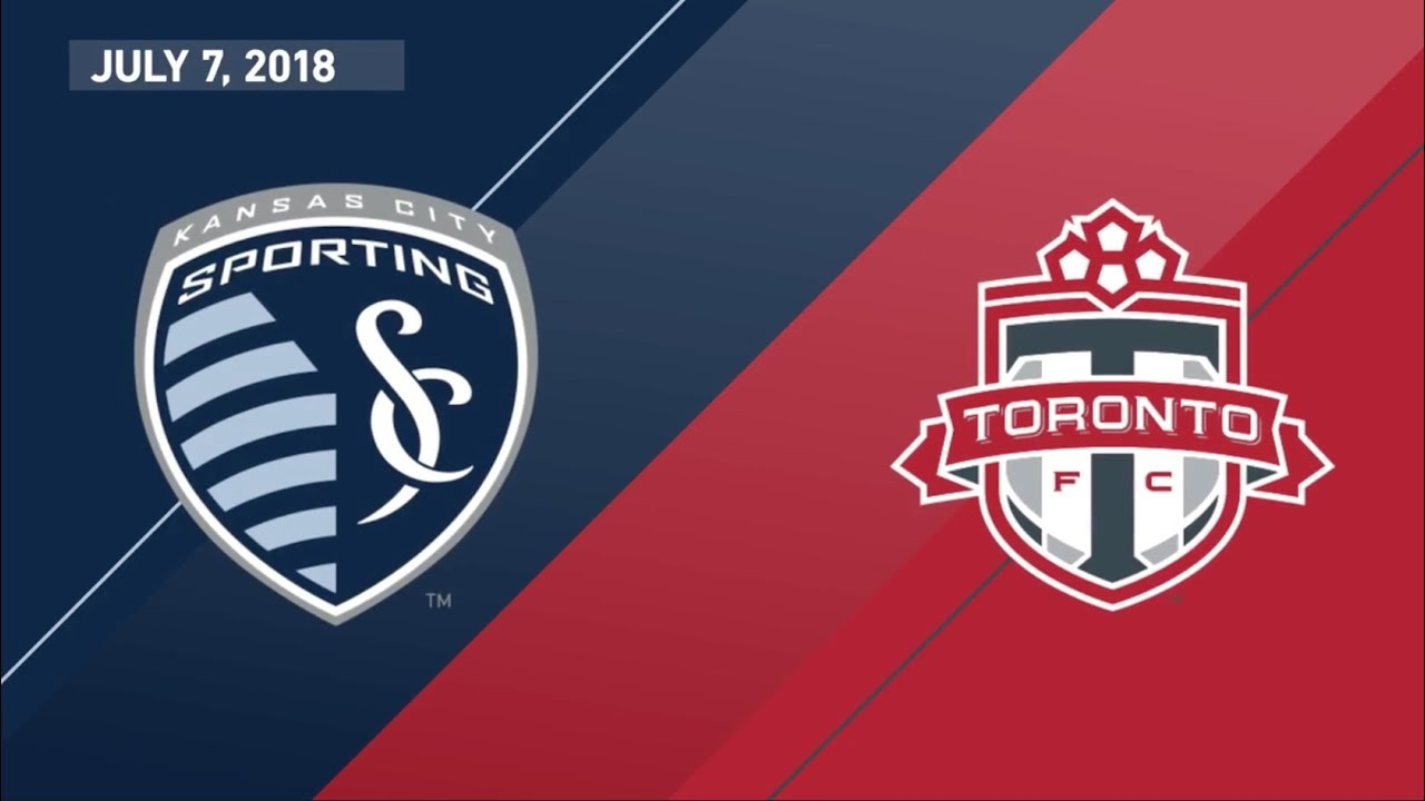 HIGHLIGHTS Sporting Kansas City Vs Toronto FC July 7
