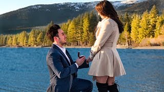 THE BEST SURPRISE PROPOSAL! - This Will Make You Cry