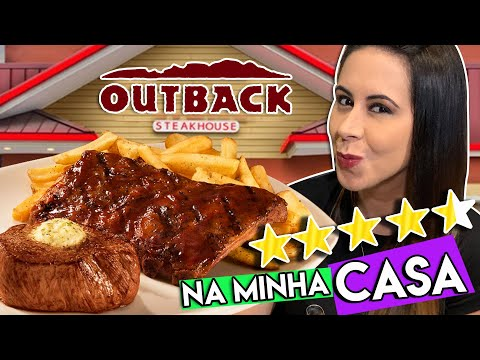 🍖Delivery Outback iFood🍖