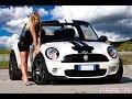 Fast Driving Girls - Bonnie Mini Cooper S JCW (V018)
