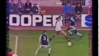 Monaco - Club Brugge 6-1 - Coppa dei Campioni 1988-89 - ottavi di finale - ritorno
