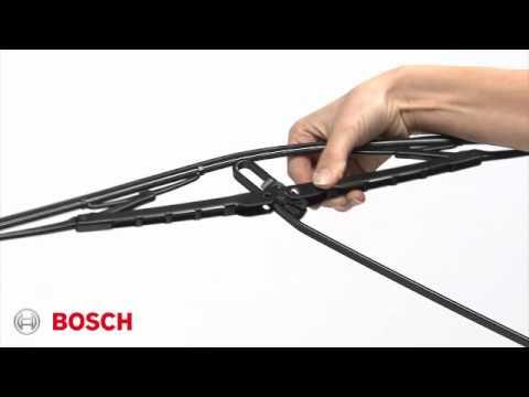 Bosch SP24//16S Set de limpiaparabrisas