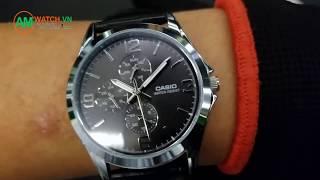 Review Đồng Hồ Casio MTP-V301L-1AVDF [4K] - AMwatch.vn