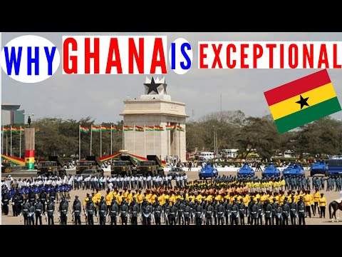 Discover Incredible Ghana. Why Ghana Is So Exceptional In Africa. Visit Accra Ghana Today.