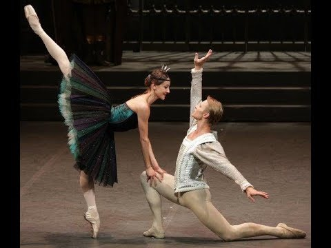 Swan Lake through the years - Grand Pas de deux