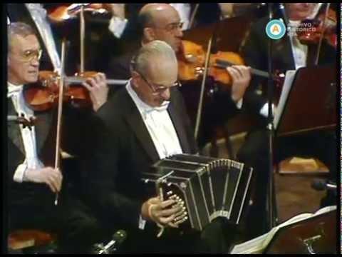 Astor Piazzolla en el Teatro Colón, 1983 (parte I)