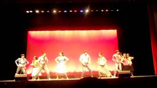"""Tarang- 2011 """"South Indian Dance"""".MP4"""