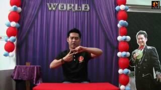 [Hướng dẫn] - Ảo thuật cơ bản đến nâng cao - Bài 1 - Tập đôi tay