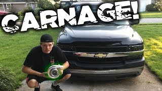 I Broke the S#!T Out of My Truck!
