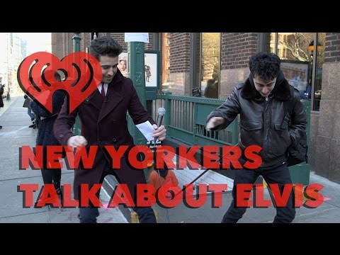 The Elvis Presley Trivia Game (NYC Edition) | Exclusive