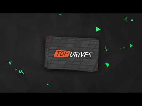 TOP DRIVES, VW CAMPER CHALLENGE CERAMIC PACK AND CAR PRIZE
