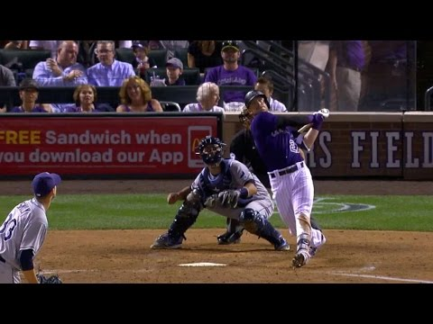 7/18/16: Rockies outlast Rays in 7-4 victory