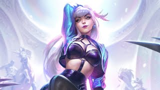 Download K/DA - MORE (feat. Madison Beer, Seraphine, (G)I-DLE, Lexie Liu, Jaira Burns) // League of Legends