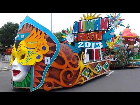 Your Manila tour guide at Aliwan Fiesta 2013