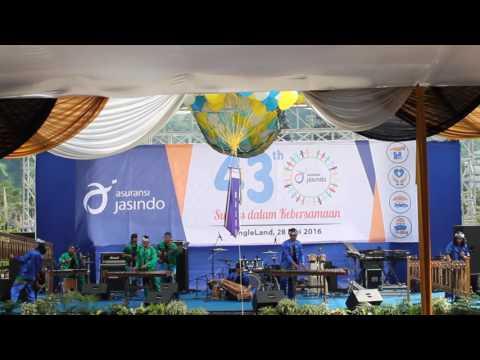 Opening Perform - Gathering PT. Asuransi Jasa Indonesia (Jasindo)