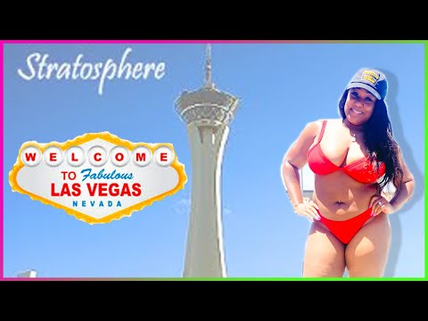 Stratosphere Hotel Room Tour + Is It Worth Staying At The Strat !?