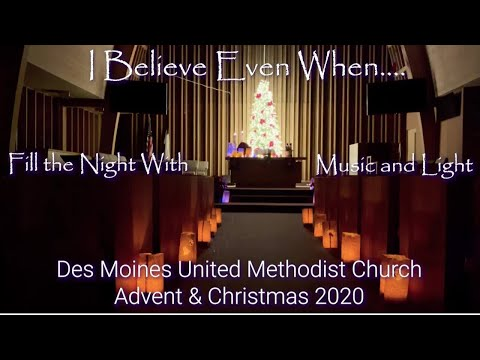 Des Moines UMC Dec 27, 2020 Sunday After Christmas Virtual Worship