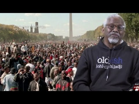 Two brothers reflect on Million Man March 25th anniversary through documentary