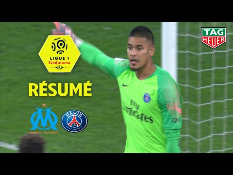 Olympique de Marseille - Paris Saint-Germain ( 0-2 ) - Résum