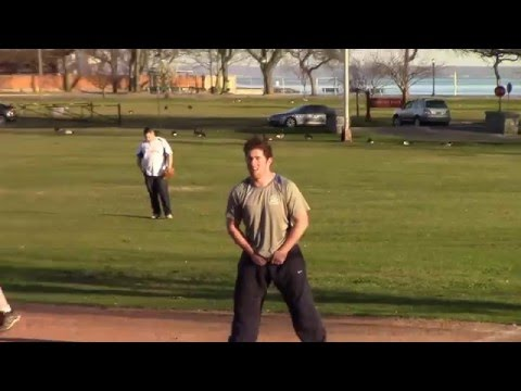 Encompass Digital Media vs NBC Sports Group - Men's Softball Game Video - April 20, 2016