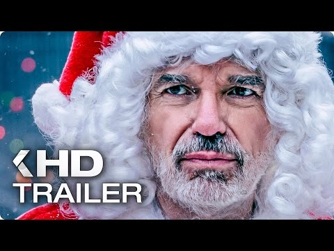 BAD SANTA 2 Trailer 2 German Deutsch (2016)