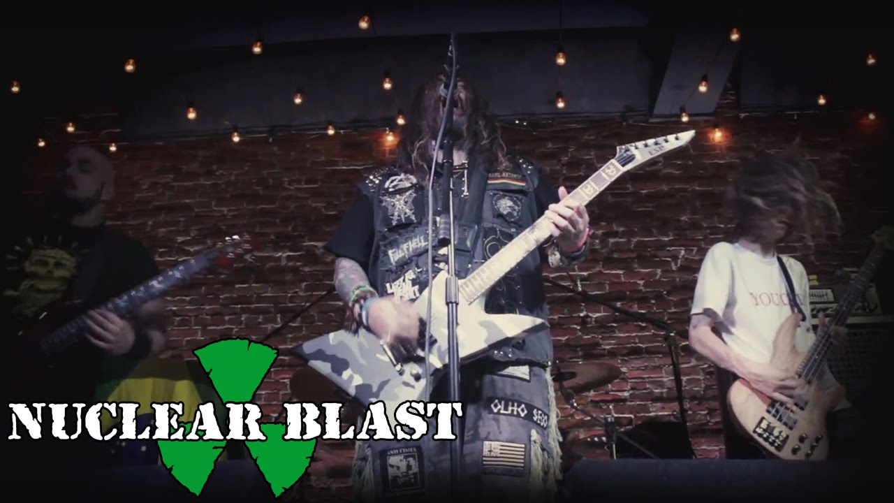 SOULFLY — Archangel (OFFICIAL MUSIC VIDEO)