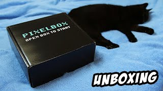 PIXEL-BOX Unboxing – CONQUEST (Sierpień 2016)