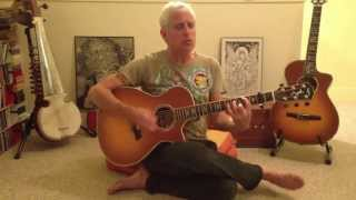 """Guru Brahma"" (Live Acoustic) - Jai Uttal"