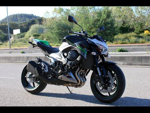 Walkaround New Kawasaki Z800