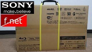 【開封レビュー】SONY ブルーレイレコーダー BDZ-EW520 ブルーレイレコーダー 検索動画 14