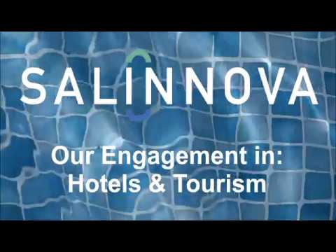 DESALINATION with Salinos in Hotels, Tourism and  Industrie