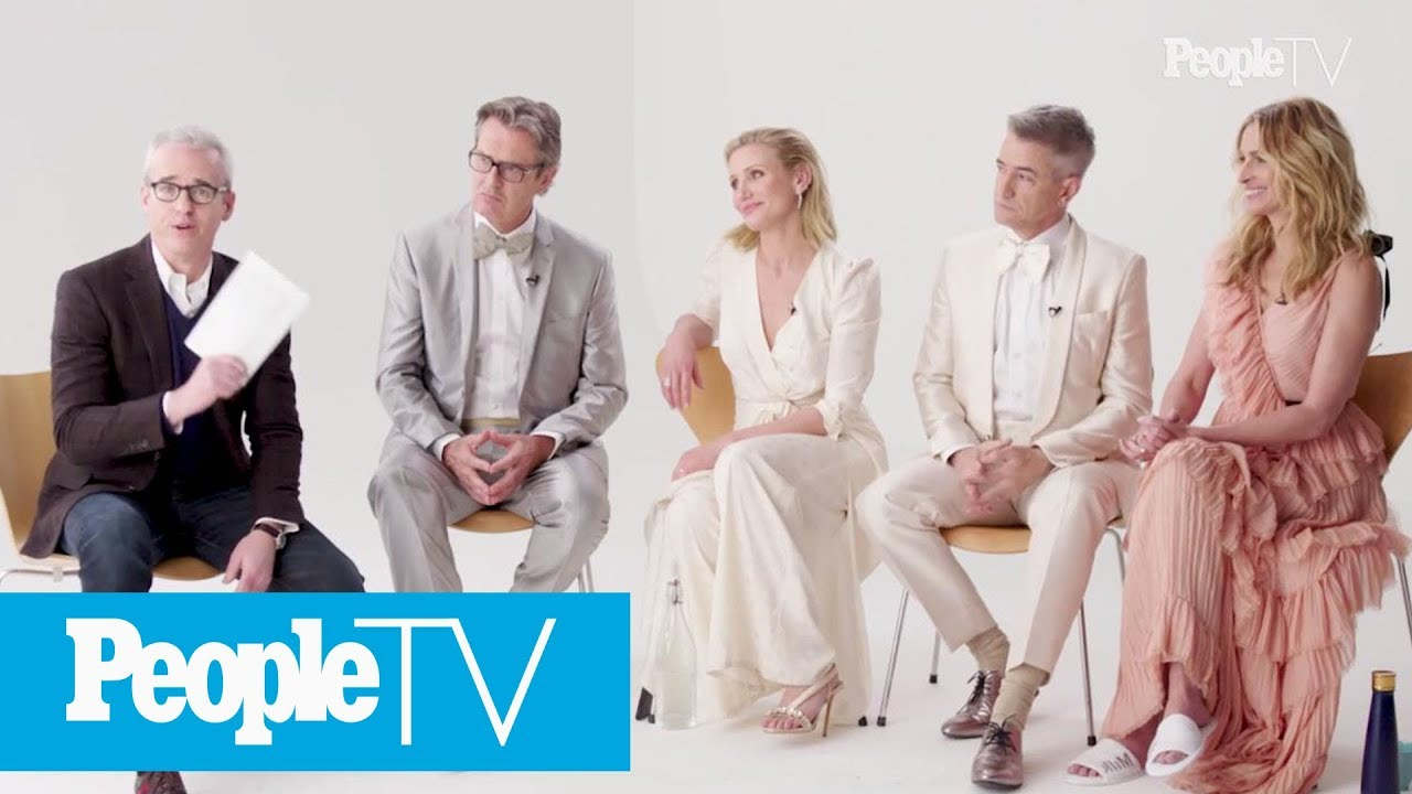 Download The Cast Of 'My Best Friend's Wedding' Reveals What Their Characters Are Doing Today | PeopleTV