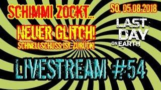 Livestream #54 - NEUER GLITCH!!! - Racheraid bei Dbob0302 - Bunker - 05.08.2018