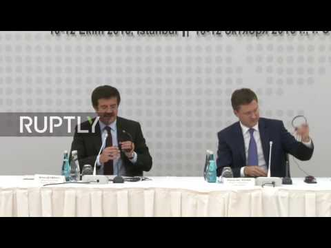 LIVE: Novak to hold press conference during World Energy Congress