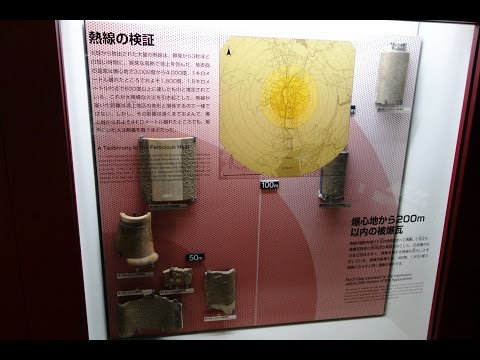 Nagasaki Atomic Bomb Museum, October 26, 2014