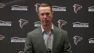 Atlanta Falcons' Matt Ryan on victory over New Orleans Saints: 'Good team effort across the board'