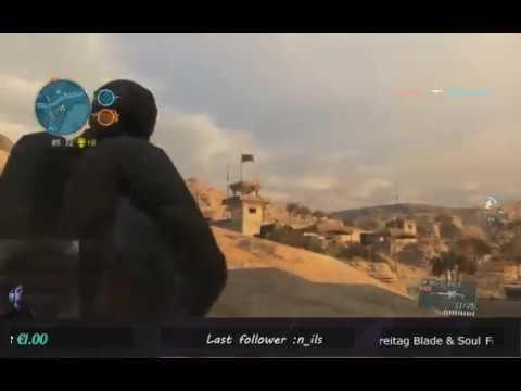 Metal Gear V Online PC Beta