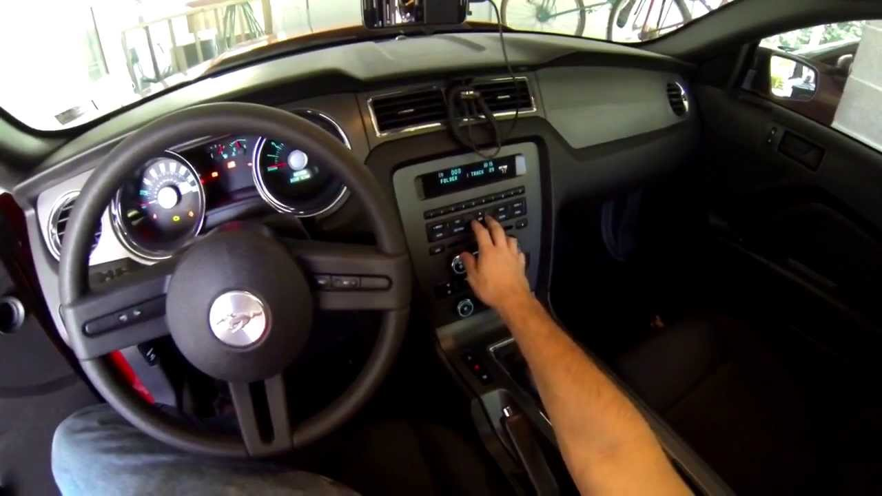 Upgrading The Rear 5x7 Deck Speakers On A Ford Mustang